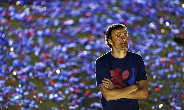 Barcelona Open-Mouthed, Not Broken-Hearted, at Luis Enrique's Imminent Exit