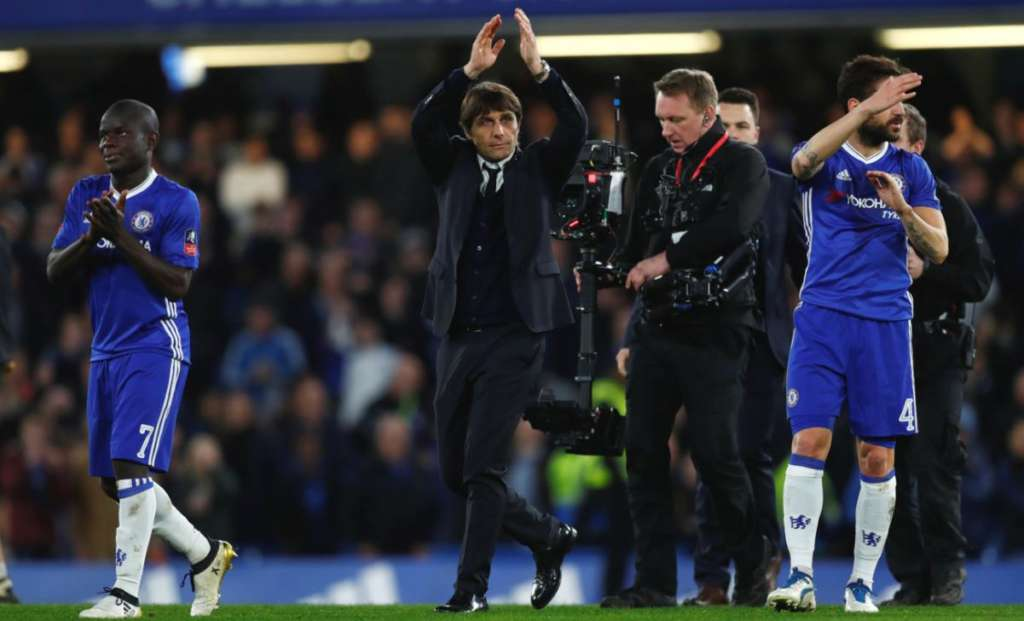 Kanté was a Champion already but Conte Has Made him Better