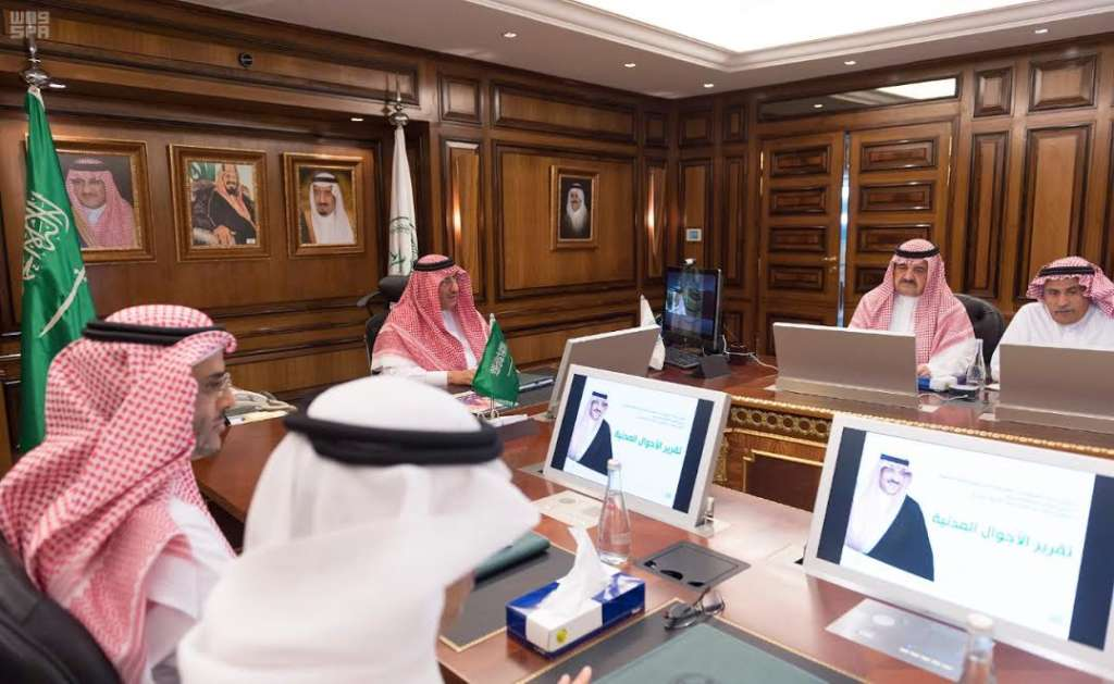 Crown Prince Mohammed: Kingdom is Keen to Serve Citizens, Residents