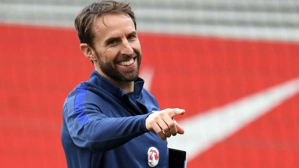 The Making of Gareth Southgate: from Crystal Palace Captain to England Boss
