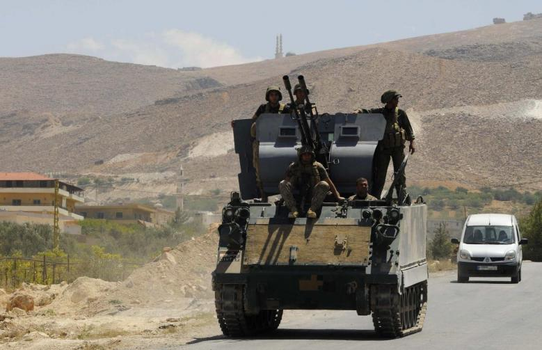 Lebanese Army Implements Strict Security Measures in Arsal