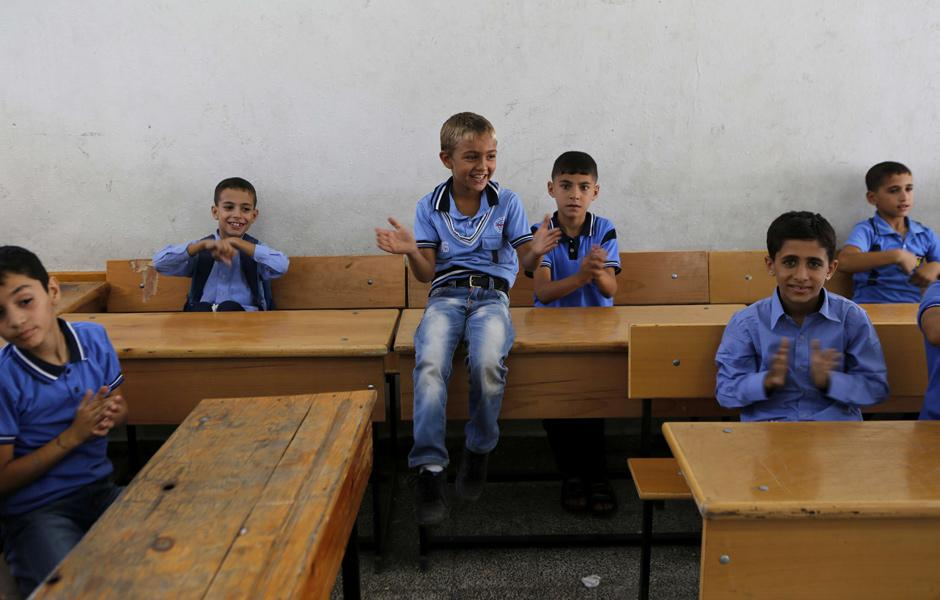 Education in Eastern Jerusalem Maintains Palestinian Identity