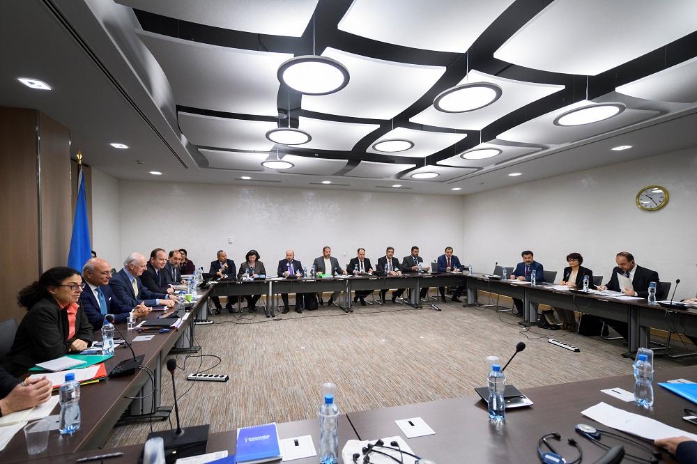 De Mistura Stays UN's Special Envoy for Syria as Geneva Talks Remain Stalled