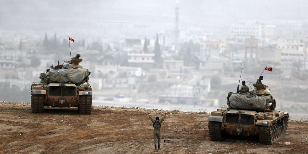 Turkey, Russia, US Army Chiefs Discuss Regional Issues in Turkey