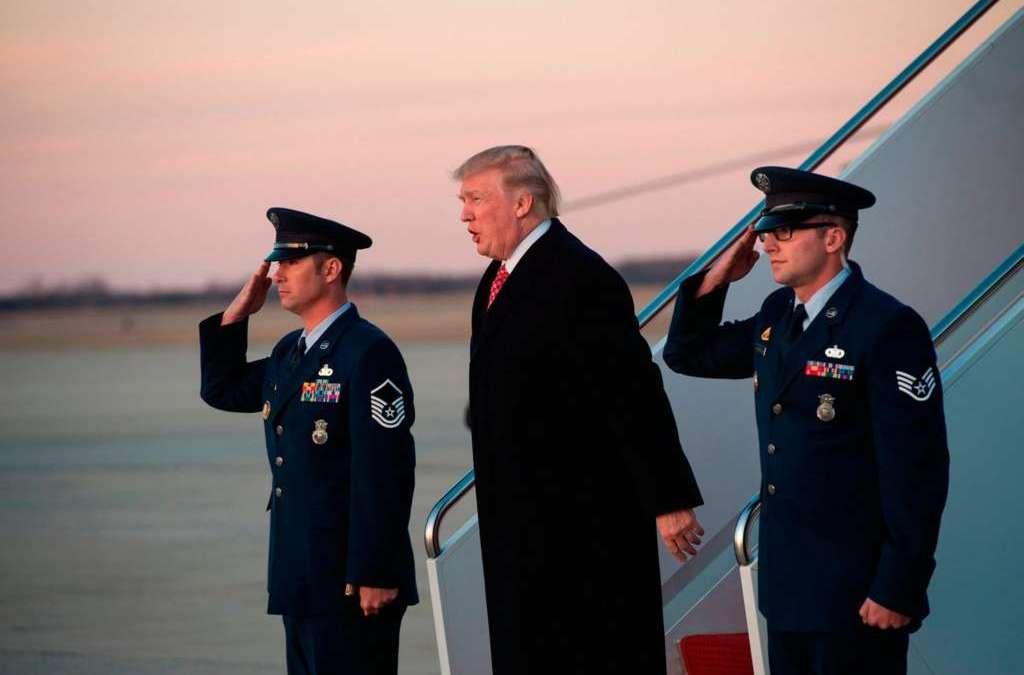 Trump Eases Travel Ban
