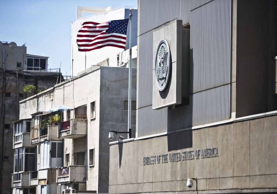 US Congressional Delegation Visits Israel to Study Moving the Embassy