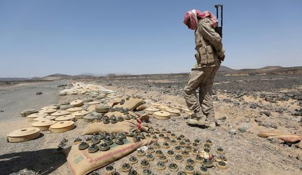 Saudi Border Guards Thwart Attempts to Plant Land Mines, Smuggle Weapons in Southern Kingdom
