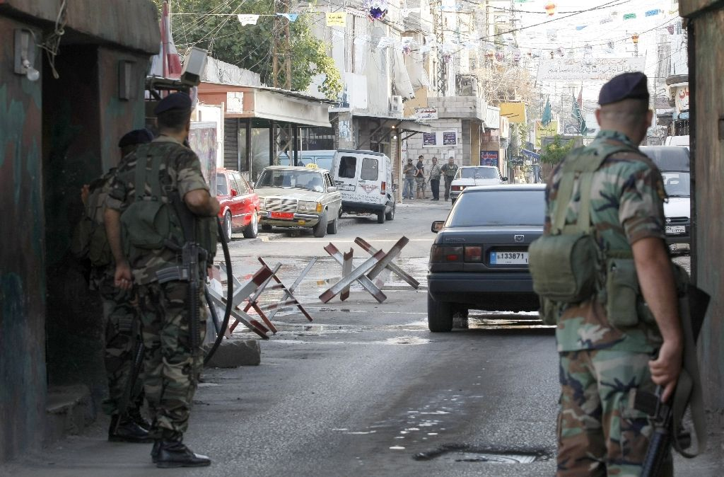 Lebanon Steps up Security Measures after Arrest of Suspected Terrorists