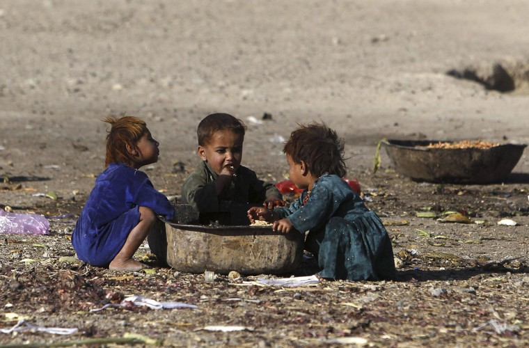 UN: Over 38,000 People Displaced in Afghanistan this Year