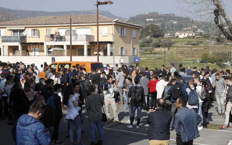 Troubled Student Responsible for Grasse School Shooting in France