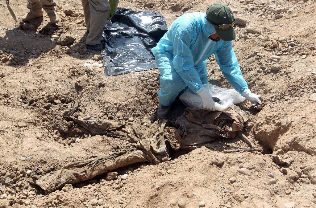 ISIS' Horror Stories Leak from 'Khasfa' Mass Grave