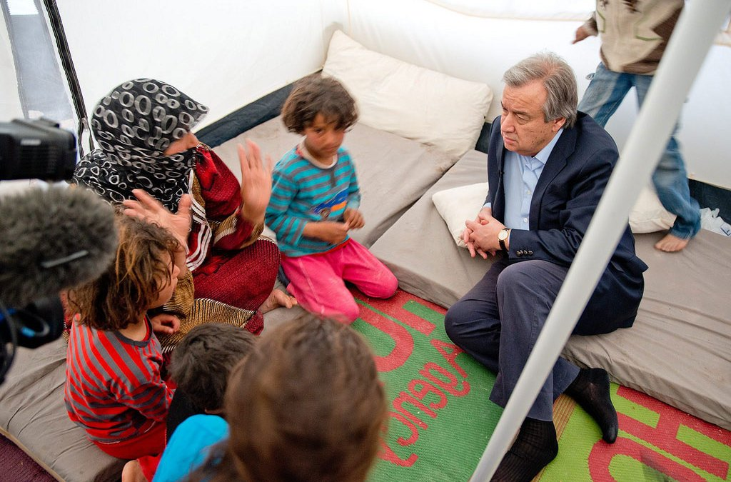 Guterres: Peace in Syria is a 'Moral and Political Imperative'