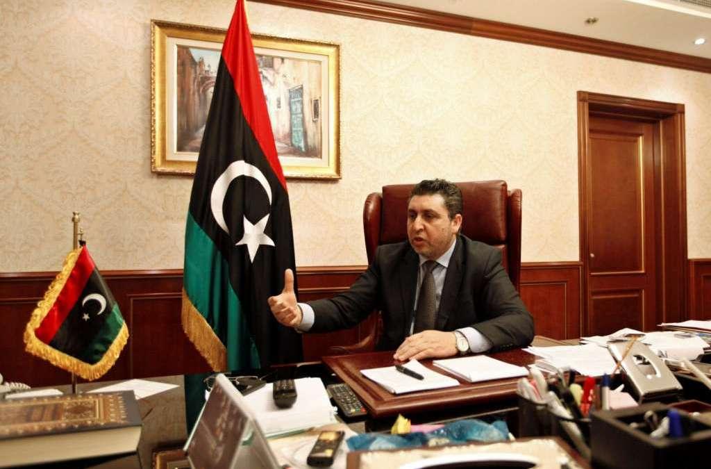 Libya's Ghweil Wounded, Lost Tripoli Bastion to UN-Backed Sarraj