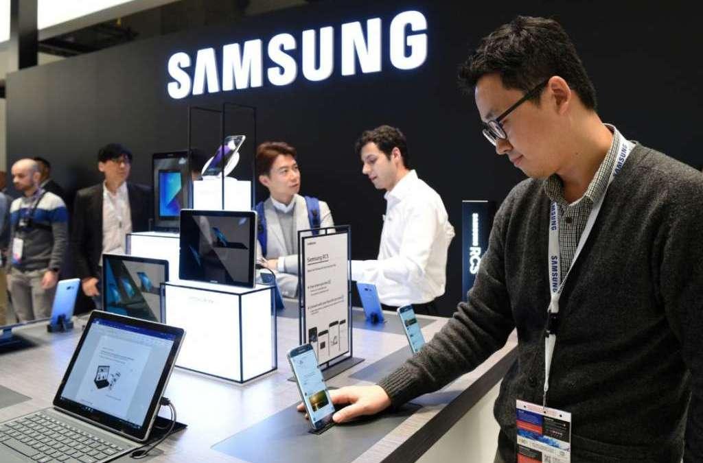 Samsung Unveils its New Galaxy S8 Smartphone