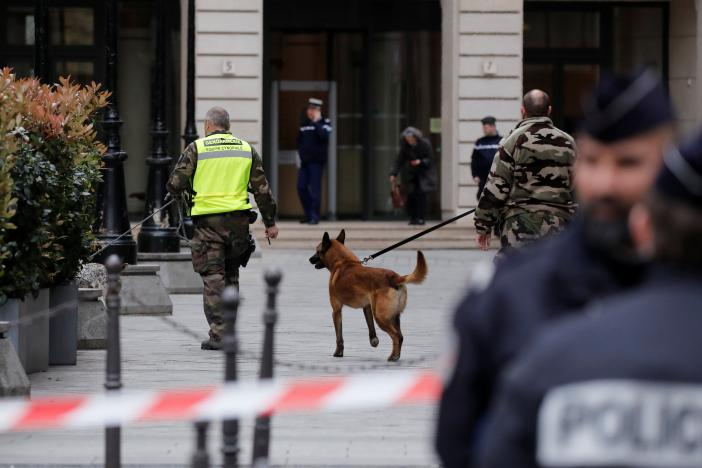 French Financial Prosecutor's Office Evacuated Over Bomb Scare