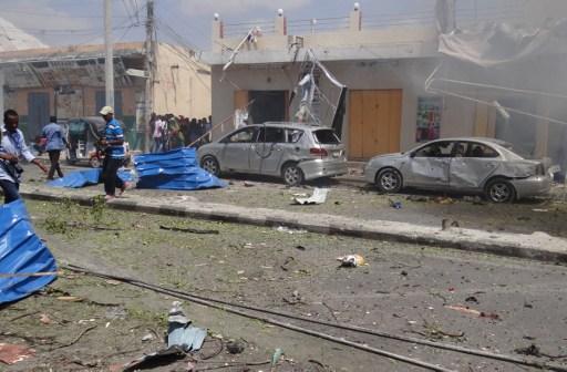 7 Killed in Car Bomb Attack at Mogadishu Restaurant
