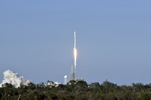 Recycled Rocket Launch to Help Cut Cost of Space Flights