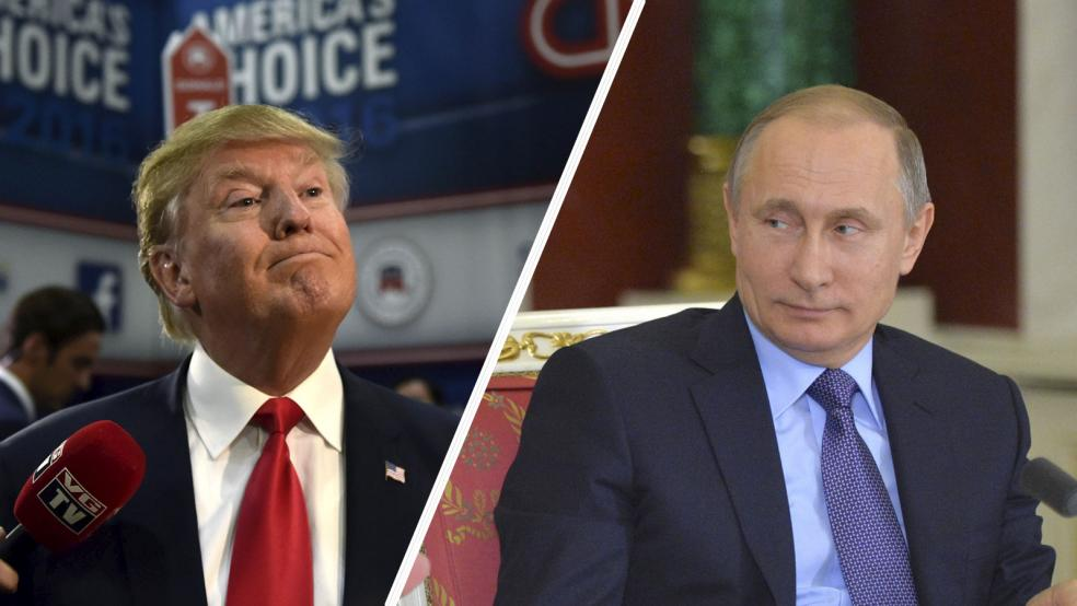 Trump, Putin and Syria… The Opportunity and the Trap
