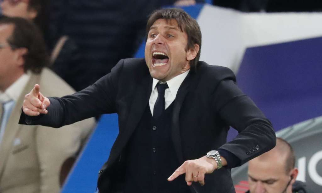 Antonio Conte Commits to Chelsea and Slaps down Agent's Talk of Possible Move