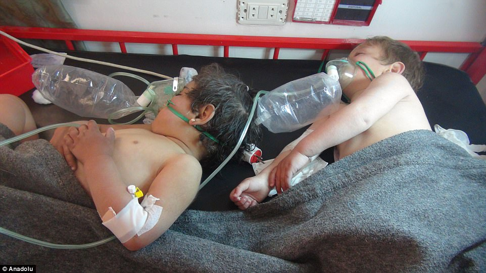 Canada Extends Sanctions against More Syrian Regime Figures after Idlib Chemical Attack