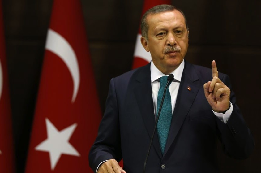 "Erdogan: Turkey's ""Euphrates Shield"" Military Operation into Syria Was Not its Last"