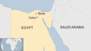 Church Bombing in Egypt Kills at Least 25, Injures 50