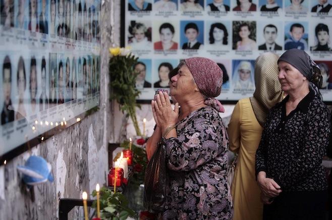EU Rights Court Rules against Russia in Beslan School Siege Case