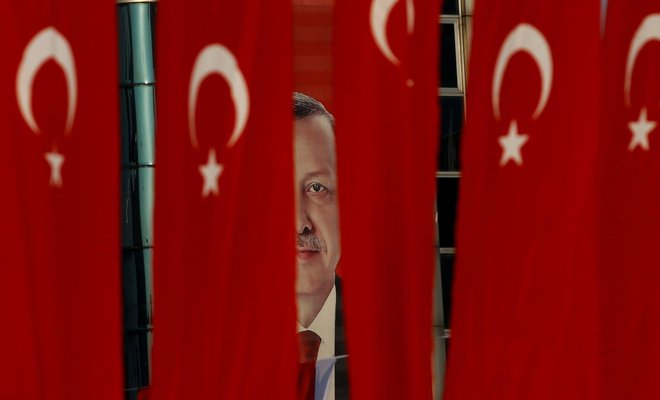 Erdogan Seeks to Ease Nationalist Fears over Alleged Federal Rule