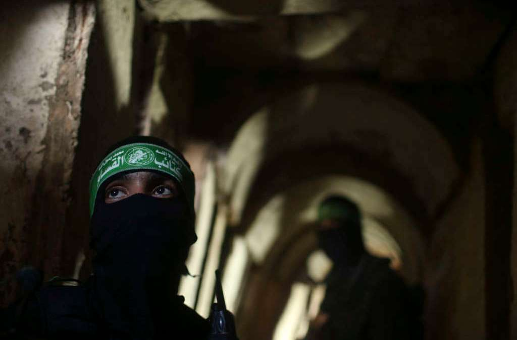 Hamas Gives Israel's Agents One Week to Repent