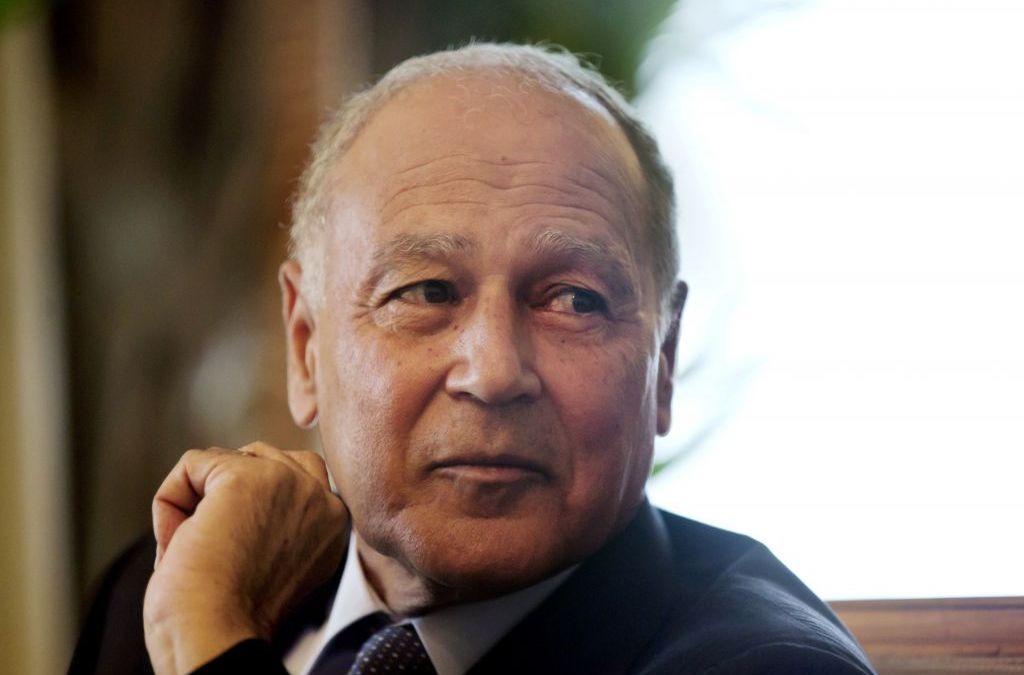 Abul Gheit: Arab League Passing through its Most Difficult Phase