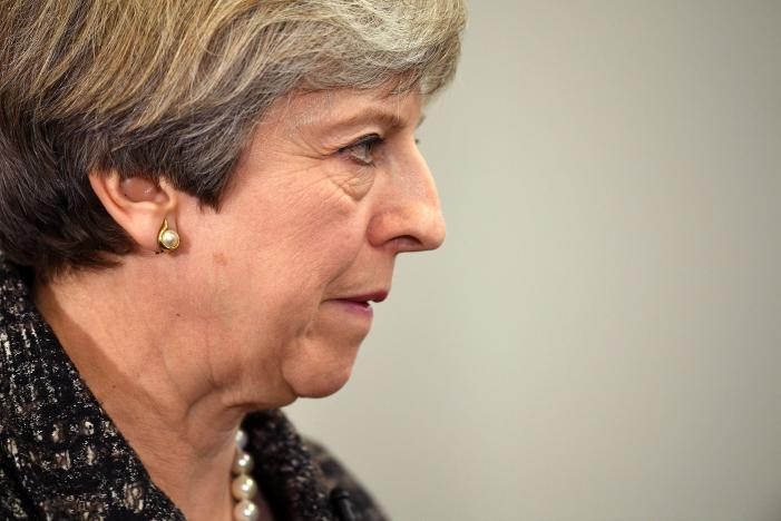 Opinion Polls Show May Achieving Crushing Victory in British Elections