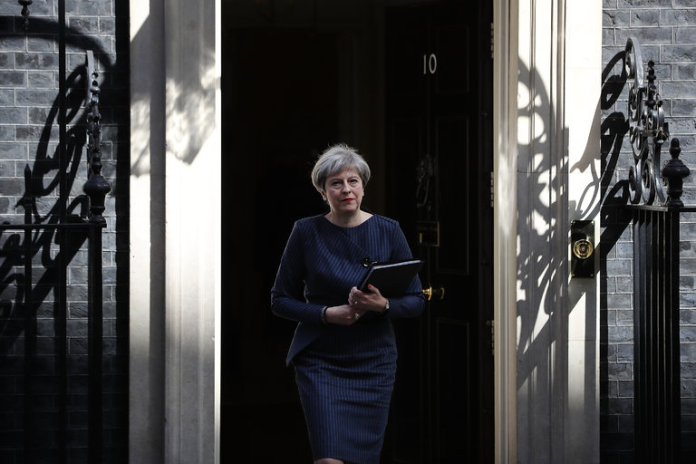 The Foregone Conclusion of Britain's Election