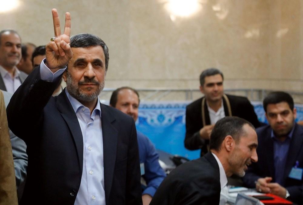 Iran Reformist Leader Warns of Protests in Wake of Ahmadinejad's Presidential Bid