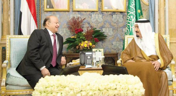 King Salman Reiterates Kingdom's Support to Yemen