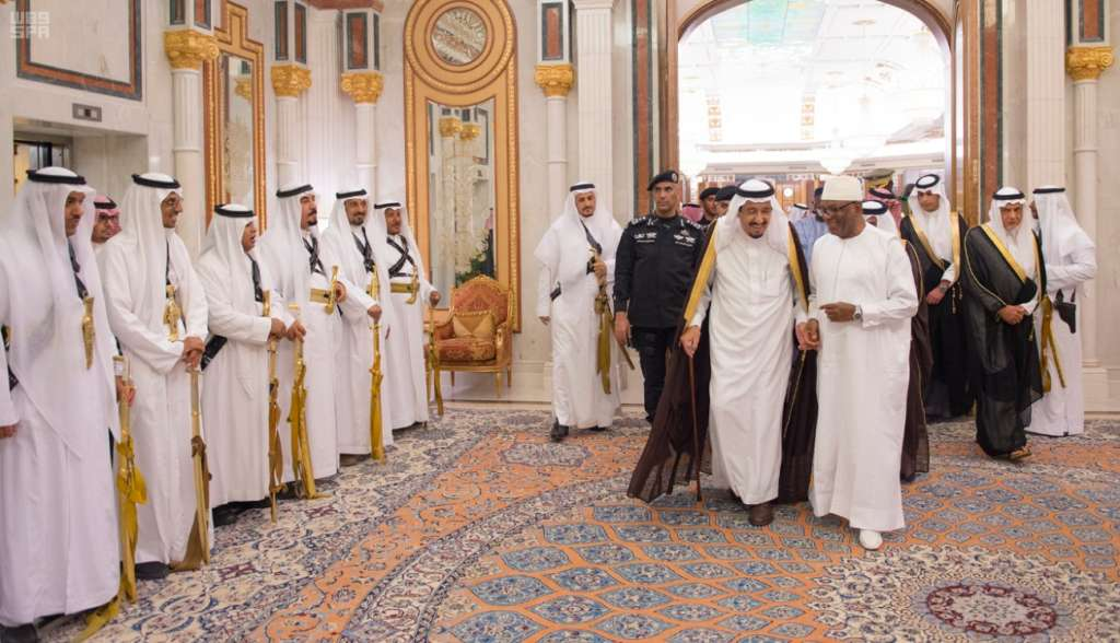 Saudi-Malian Summit Discusses Cooperation