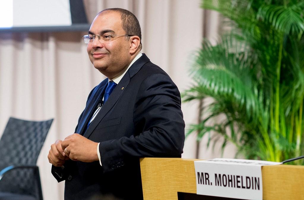 Mohieldin: IT Offers Major Opportunities to Promote Arab Economies
