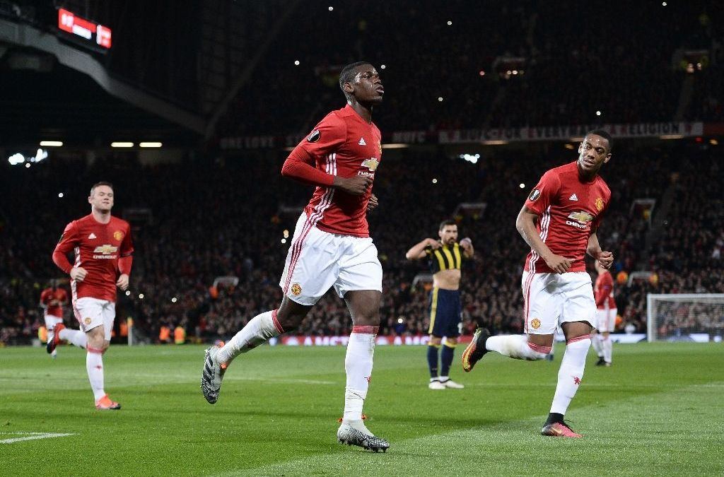 Paul Pogba Defends his Manchester United Form and Says 'Forget the Fee'
