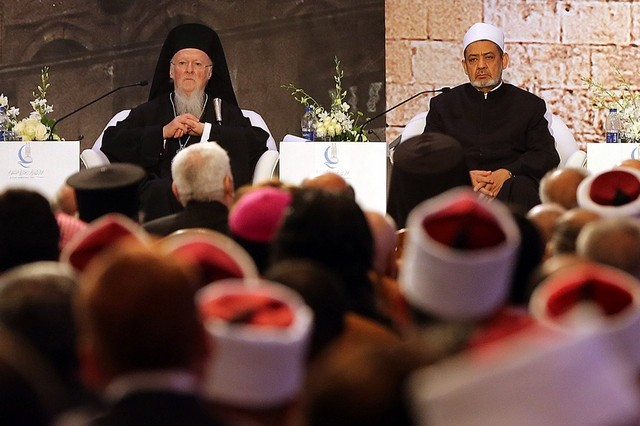 Cairo: Azhar's World Peace Forum Absolves Heavenly Religions from Terrorism