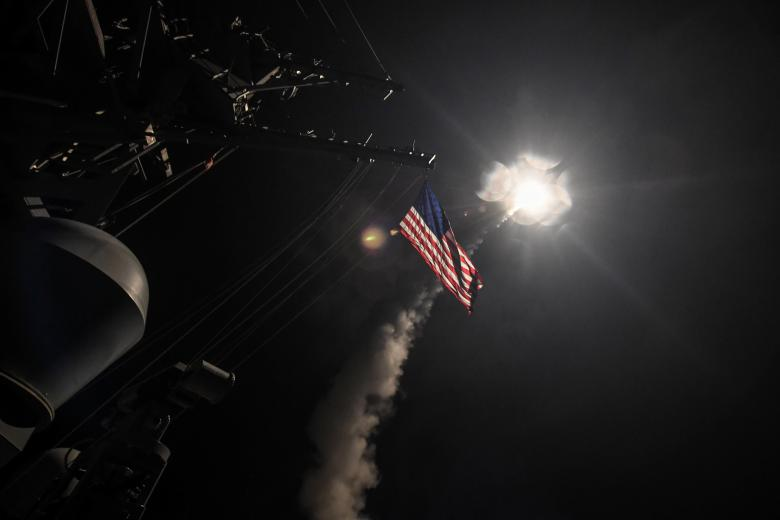 Syria … Post the US Strike!