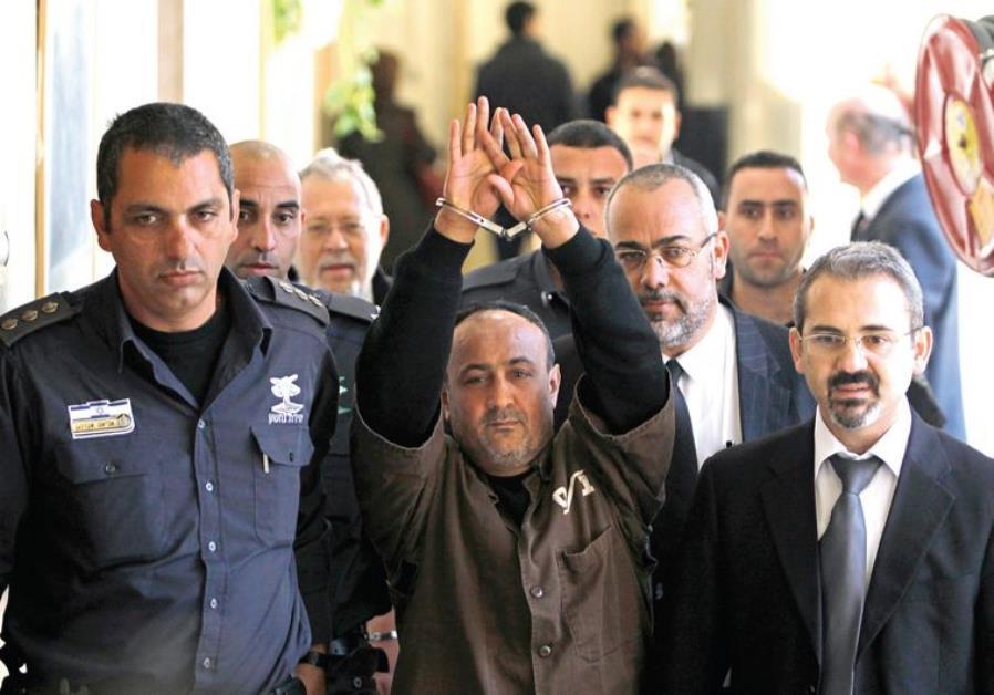 Barghouti Refuses Treatment Despite Deteriorating Health
