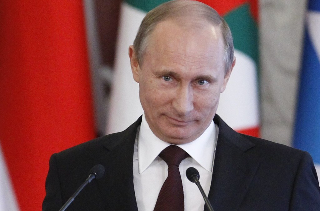 Putin Cautions Iran and Assad
