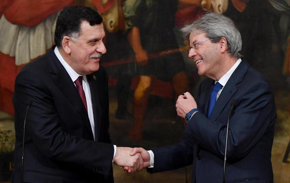 Libya: The Rapprochement of Generals