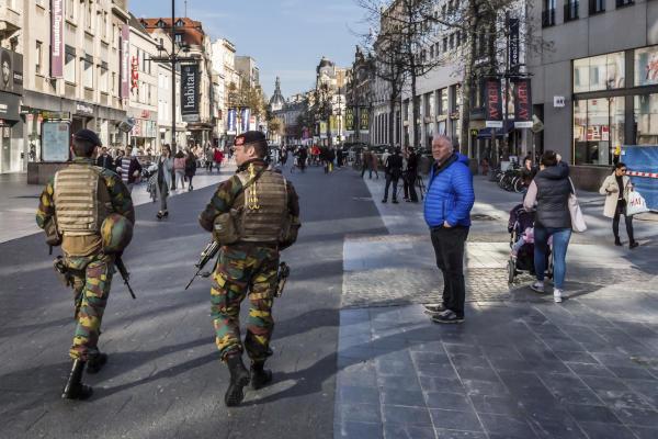 Belgium Drops Terrorism Charges against Antwerp Driver