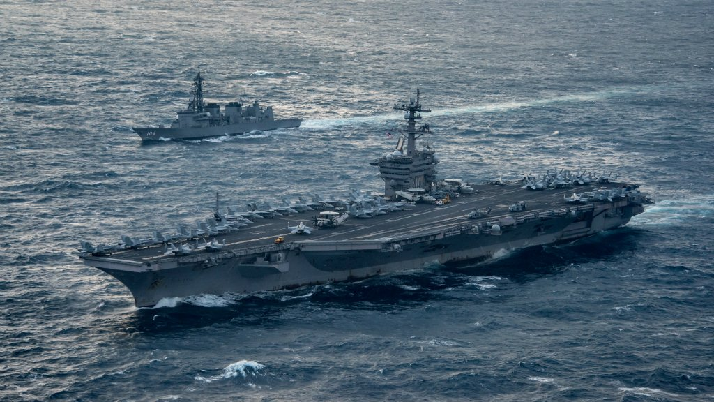 China: Military Force Cannot Resolve North Korea Tension