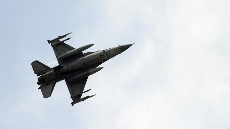 Turkey Strikes PKK Targets in Iraq's Sinjar, Syria's Northeast