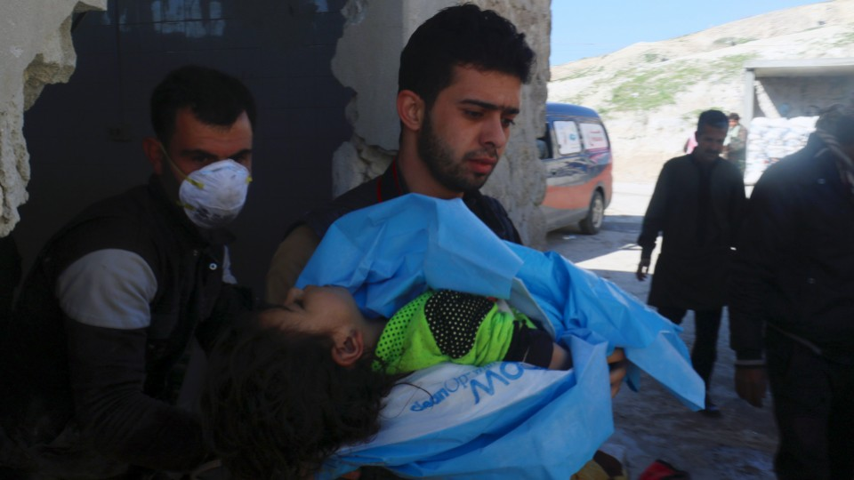 Assad Maneuvers to Turn the 'Chemical Table'