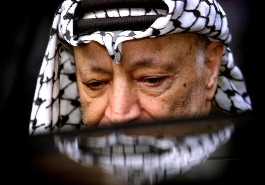 Israel Planned Arrest, Deportation of Arafat in 2002