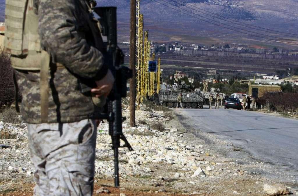 ISIS Militant Killed, 10 Arrested in Lebanese Army Raid Near Syrian Border