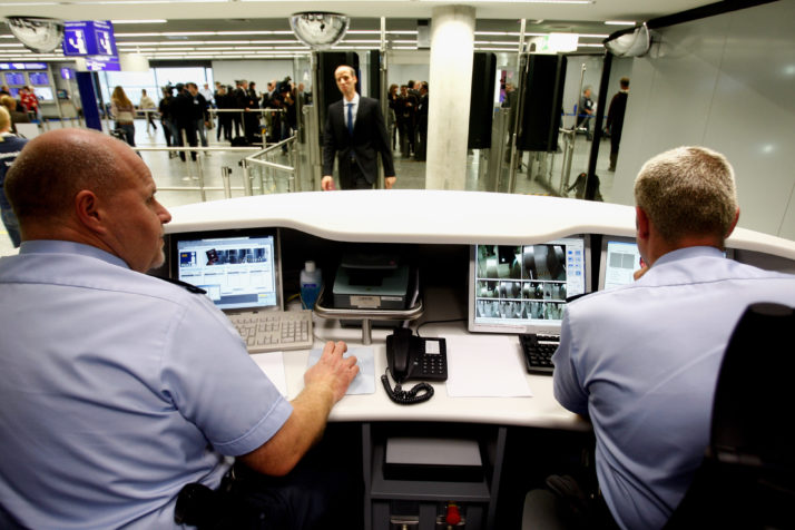 European Security Meeting to Assess Border Control Measures