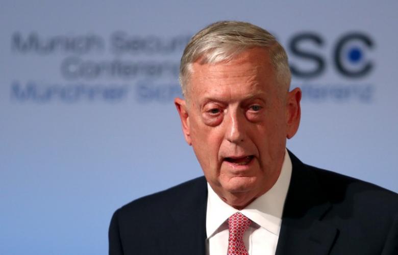 US Defense Sec'y Mattis: Syrian Regime Retains Chemical Weapons